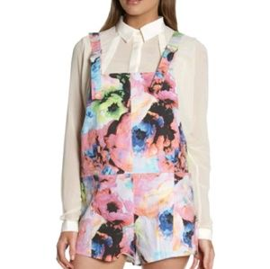 Finders Keepers | Floral Shuffle A Dream Playsuit
